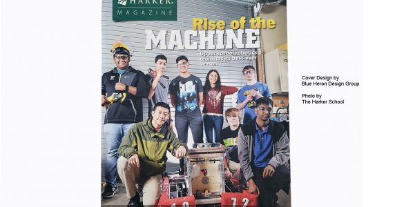 "This article first appeared in the summer 2017 Harker Magazine and was reprinted in Harker News Online. When Harker's competitive robotics program was just starting in 2003, it needed help. ""From an engineering standpoint, the team was highly unpredictable and unreliable,"" said Eric Nelson, robotics […]"
